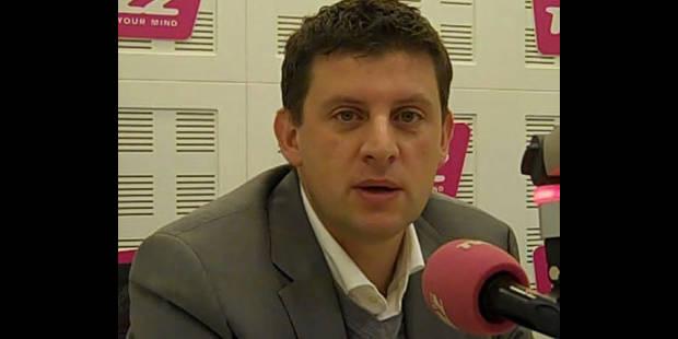 """John Crombez : """"La fraude dépasse les 20% du PIB en Belgique"""""""