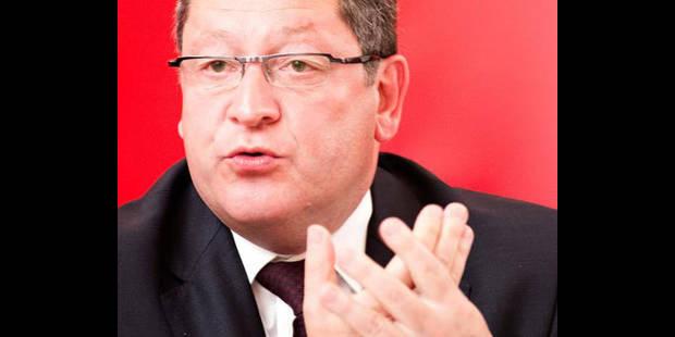 PS : Thierry Giet se veut le président de la stabilité - La DH