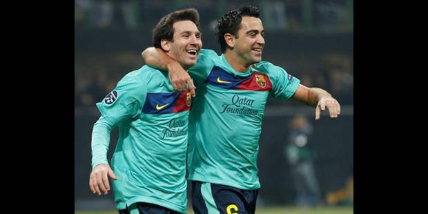 Un somptueux Barça bat l'AC Milan, incroyable APOEL Nicosie