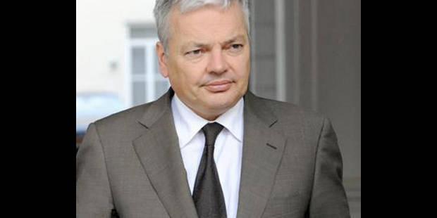 Reynders quatrième meilleur ministre européen des Finances, selon le FT - La DH