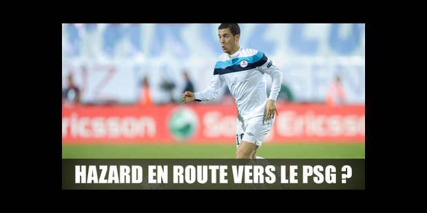 Le PSG prêt à mettre 50 millions pour Hazard - La DH