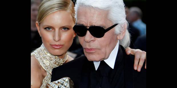 Karl Lagerfeld relance sa marque avec deux lignes grand public