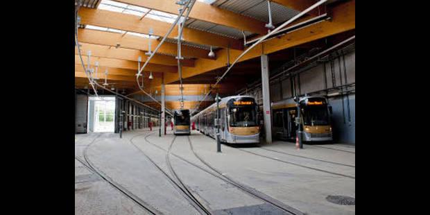 STIB: 20 pc des bus de nuit ne circulent pas - La DH