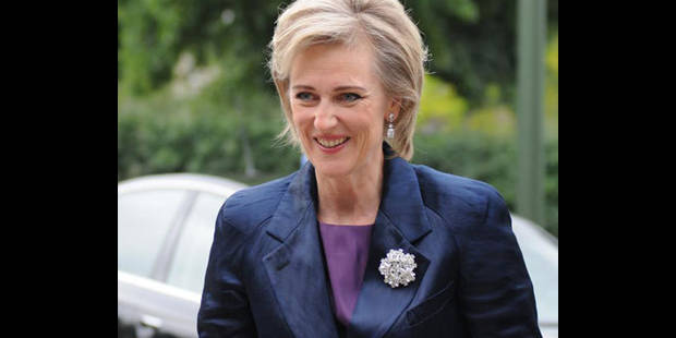 Foulées Royales : La Princesse Astrid au marathon de New York - La DH