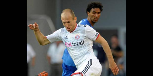 Le Bayern Munich accroché à Hoffenheim - La DH