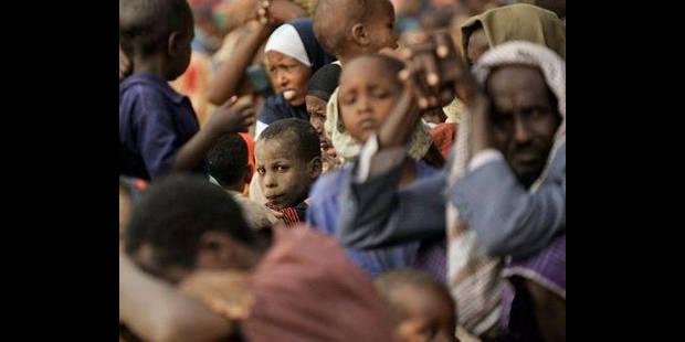 La Wallonie et la F�d�ration W-B d�bloquent 600.000 euros pour la Corne de l'Afrique