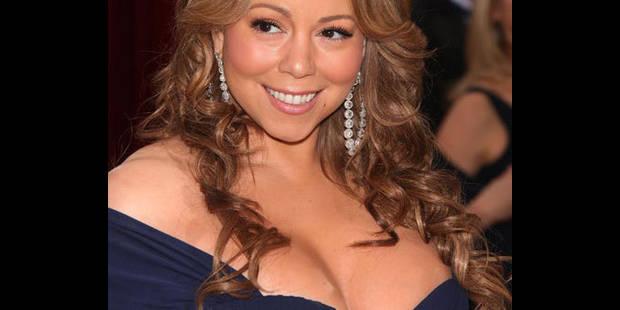 Mariah Carey a un physique de boxeuse