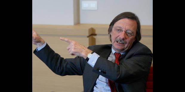 Alain Flausch, directeur de la STIB, d�missionne !