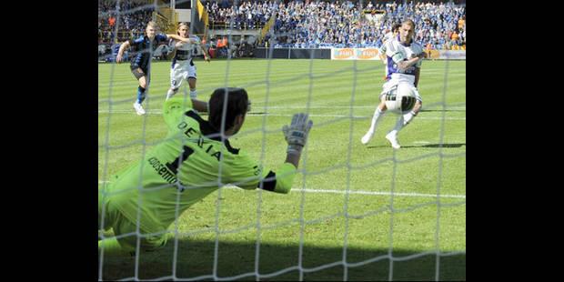 Anderlecht manque 40% de ses penalties - La DH