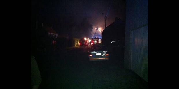 Grave incendie à Mélin : un pompier a perdu la vie - La DH