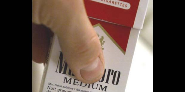 Vol pour 5.000 euros de cigarettes dans un magasin à Anderlecht - La DH