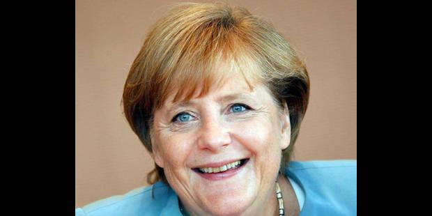 Angela Merkel, la femme la plus puissante du monde, selon Forbes - La DH