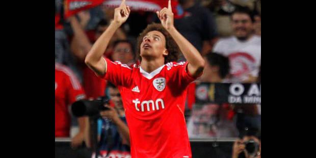 500 000 euros de plus pour Witsel, Nacho Gonzalez gratos - La DH