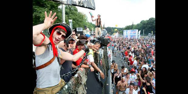 Sécurité à Molenbeek : Moureaux crée la polémique sur la City Parade - La DH