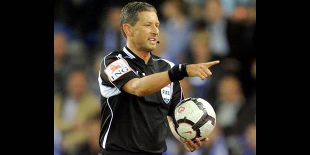 L'Union Belge de football toujours en pénurie d'arbitres - La DH