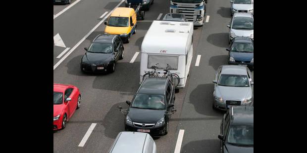 Chassé-croisé: samedi noir sur les routes françaises avec près de 600 km de bouchons - La DH