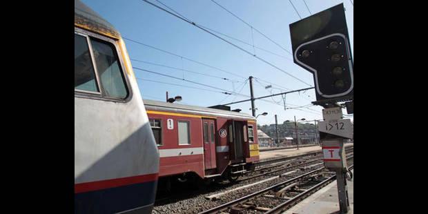 Agressions en hausse sur le rail: la SNCB pointe les fraudeurs du doigt - La DH