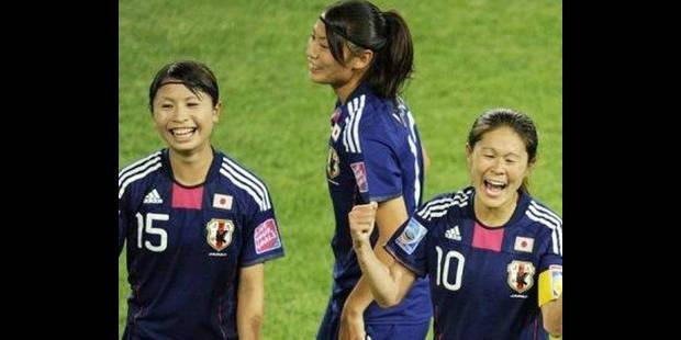 Le Japon bat la Suède 3 à 1 et va en finale