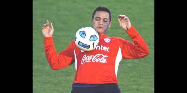 Alexis Sanchez à Barcelone pour 40 millions