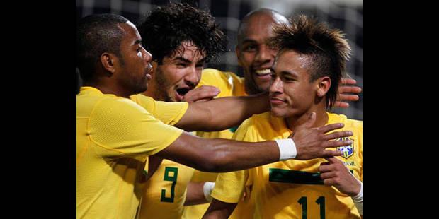 Copa America : Le Brésil de Neymar passe à l'action et en quarts