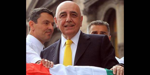 Condamnation Berlusconi: l'AC Milan rassure ses supporters