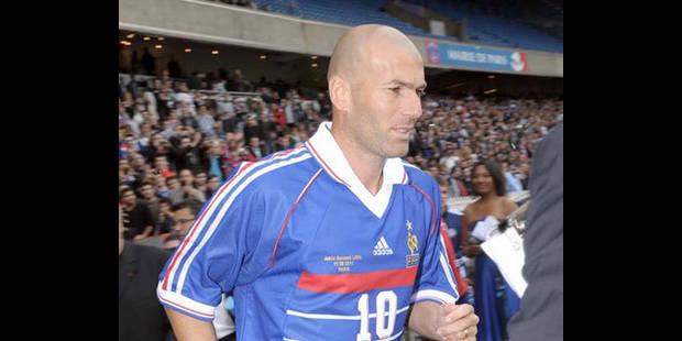 """Mourinho: Zidane a """"beaucoup à apporter et à apprendre"""""""