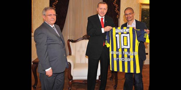 Le président de Fenerbahçe en détention provisoire