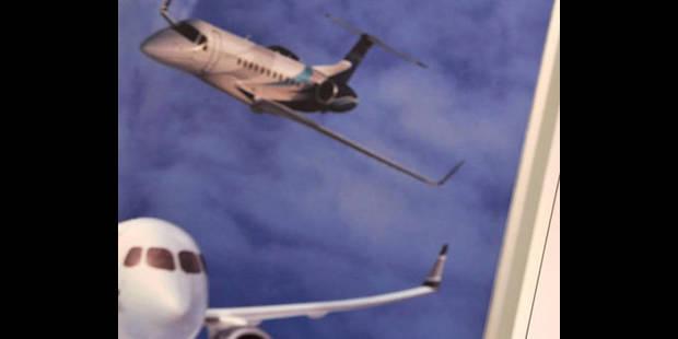 Chute d'un avion à Comblain au Pont: le pilote grièvement blessé