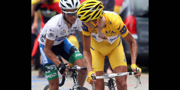 """Rasmussen se dit victime du """"plus grand scandale de l'histoire du Tour"""""""