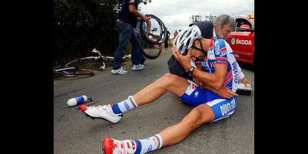 Tom Boonen prendra le départ de la 6e étape jeudi