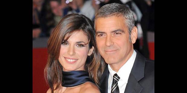 George Clooney célibataire - La DH