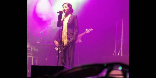 Le talent de Tina Arena au rendez-vous - La DH