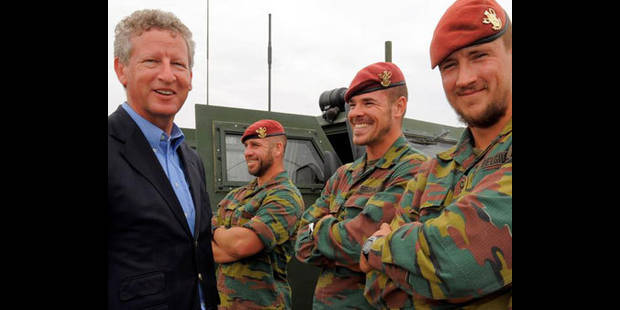 La Belgique va diminuer de moitié ses forces en Afghanistan à partir de janvier - La DH