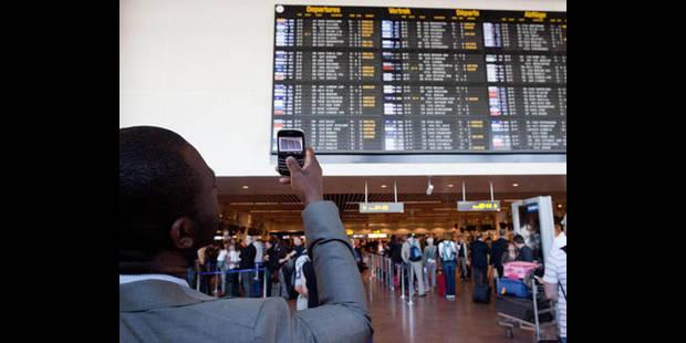 Nouveau record en vue � Brussels Airport pour les d�parts en vacances
