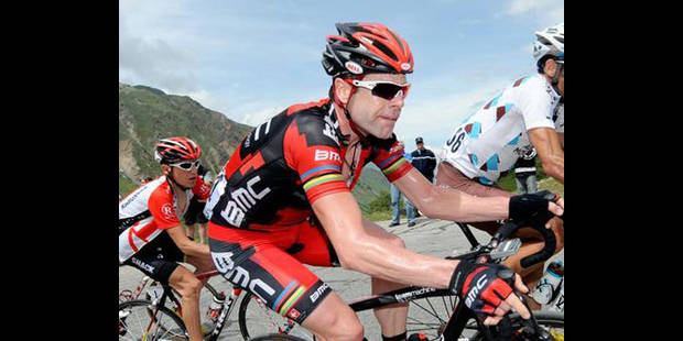 BMC bâtit sa sélection pour le Tour de France autour d'Evans