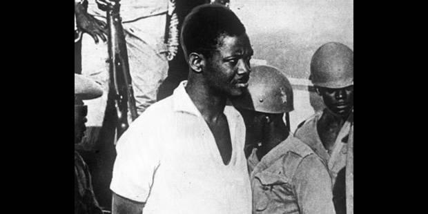La famille de Patrice Lumumba porte plainte à Bruxelles - La DH