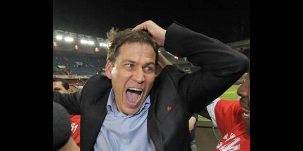 Rudi Garcia critique l'aveuglement des Belges sur Hazard