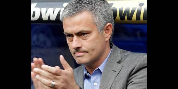Mourinho devant le TAS contre sa suspension