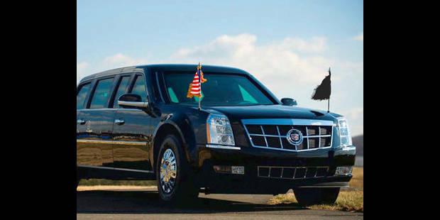 La Cadillac d'Obama devra s'acquitter du péage urbain à Londres - La DH