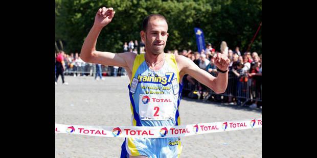 Le Marocain Najim El Qady remporte les 20 km de Bruxelles - La DH