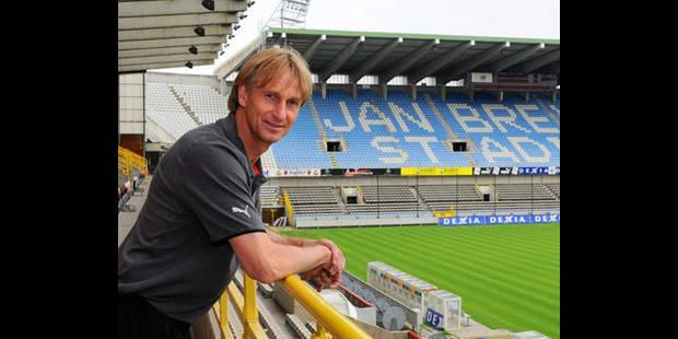 Le FC Bruges fait le point avec Adrie Koster