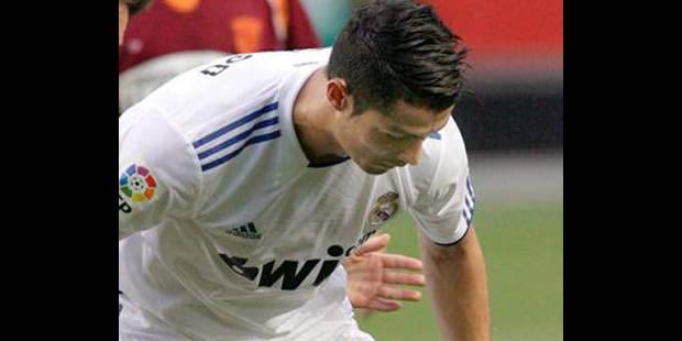 Espagne - Ronaldo et Benzema buteurs d'un match pour les victimes du séisme