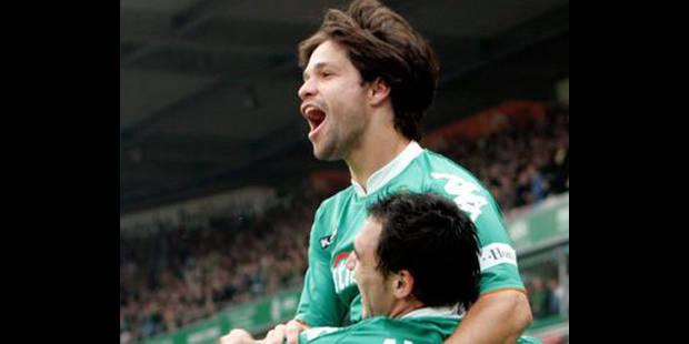 Avertissement et lourde amende pour Diego
