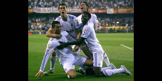 Liga: le Real retarde le sacre du Barça