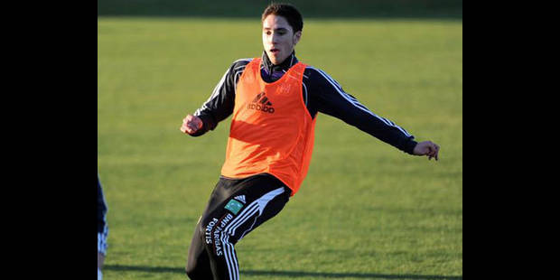Westerlo engage le défenseur d'Anderlecht Arnaud De Greef