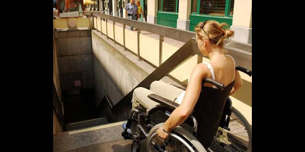 Sensibilisation au handicap - La DH