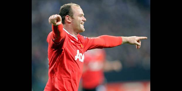 Manchester United a un pied en finale