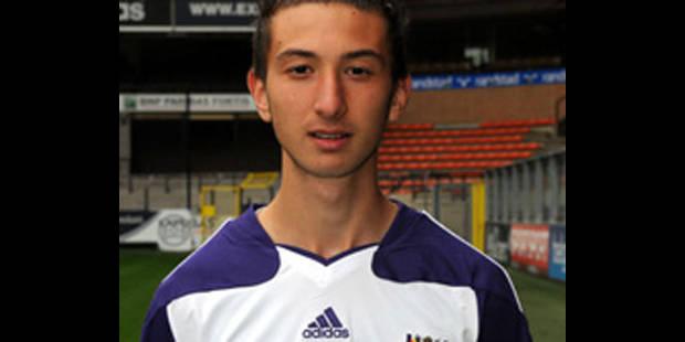 Anil Koc, un talent piqué à Anderlecht! - La DH