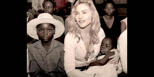 """Madonna, accusée de """"licenciement abusif"""" au Malawi, se défend - La DH"""