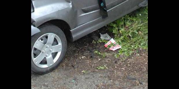 Un jeune homme décède après un accident de la route à Ourthe - La DH